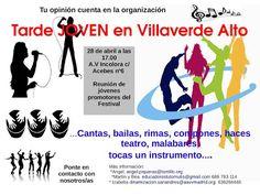 Gente de Villaverde: Tarde Joven en Villaverde Alto