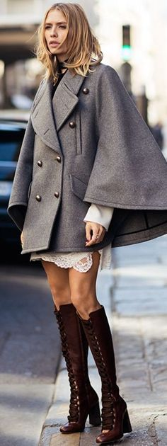 40 great streetstyle outfits to inspire you in 2016 – Carolines Mode #great