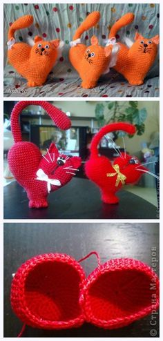 Mesmerizing Crochet an Amigurumi Rabbit Ideas. Lovely Crochet an Amigurumi Rabbit Ideas. Crochet Gratis, Cute Crochet, Crochet Toys Patterns, Crochet Dolls, Valentines Day Cat, Cat Amigurumi, Craft Accessories, Stuffed Animal Patterns, Crochet Animals