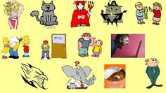 fairground attraction vocabulary | english for kids | Pinterest ...