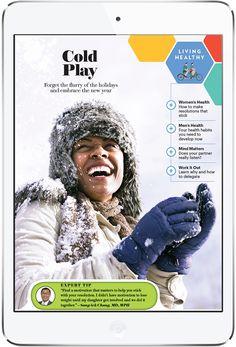 WebMD Free Digital Magazine. More on www.magpla.net MagPlanet #TabletMagazine #DigitalMag
