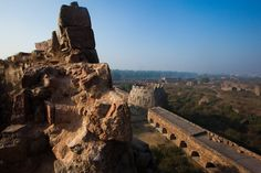 Peek into the past!  #vivantabytaj #vivanta #TallisTrails #Surajkund #Fort #History #Delhi