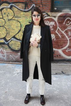 The Manifold Ways to Wear White Jeans | Man Repeller