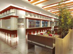 2015 Graduate Design_Yun Lin Shan Ju Resort Hotel Interior Design_Hill Top Restaurant_Dinning Out