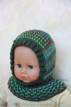 Schlupf-Mütze//Schal-Mütze selber häkeln ツ Hol Dir die Häkelanleitung jetzt und häkle für Dein Kind oder für Dich diese tolle Schal-Mütze. ツ