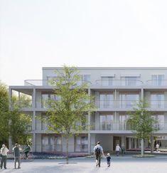 OSAR.be architects // Assistentiewoningen, Haacht