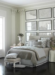 Clássico Master Bedroom Projeto 2