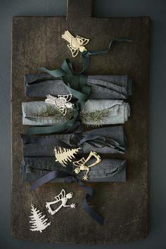 Karen Blixen gift tags by Rosendahl Copenhagen