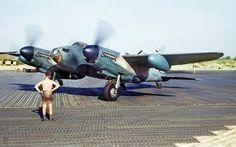 Reconnaissance mosquito PR Mk.From the XVI 684 squadron RAF in Calcutta, 1944