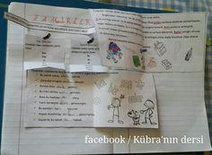 Kübra'nın dersi