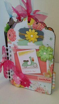 Tags Pockets and Bags Mini album