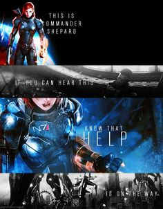 Mass Effect 3. I am loving this game right now!!