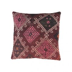 Kilim cushion Kilim Cushions, Throw Pillows, Hand Weaving, Carpet, Pattern, Cushions, Hand Knitting, Decorative Pillows, Blanket