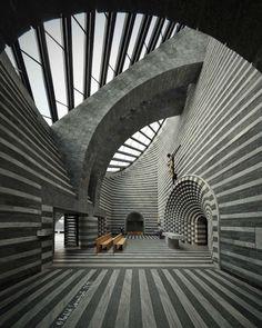 CHURCH OF SAN GIOVANNI BATTISTA, SWITZERLAND