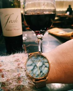 Inspired by the new moon, the Valentina black pearl and gold timepiece, although dark and mysterious, also carries with it the promise of new beginnings. Heart Function, Popular Watches, Rose Gold Watches, Seiko Watches, Luxury Watches, Quartz Watch, Fashion Watches, Cool Style, Fashion Jewelry