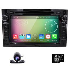 Android 5.1 Quad Core 2Din Car DVD Player for Opel Astra Vectra Antara Zafira Corsa GPS Navigation Radio Audio Video