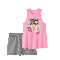 Garanimals Toddler shorts Girls clothes Dolphin 5T short stripe Rainbow NWT