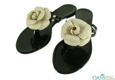 Wholesale Black Toe Line Floret Slippers Suppliers USA, UK | Sale Alerts | Pricify