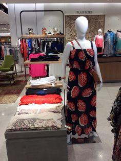 Maxi dress Lucky Brand 8/29/15