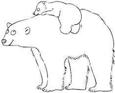 Coloring festival: Baby polar bear coloring pages Bear Cartoon Images, Polar Bear Images, Polar Bear Cartoon, Baby Polar Bears, Cute Polar Bear, Family Coloring Pages, Baby Coloring Pages, Animal Coloring Pages, Coloring For Kids