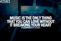 Quote about music