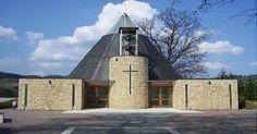 Bešeňová - kostol Najsvätejšej Trojice