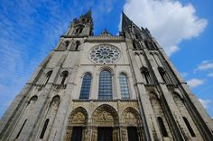 It doesn't take a religious person to appreciate the beauty of a cathedral and its stunning architecture. Take a look..