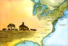 The 13 Colonies ... a homeschool unit study