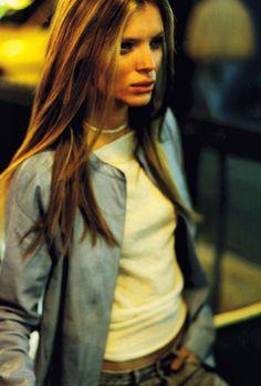 DKNY, Elle magazine, March 1999.