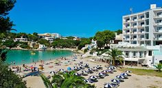 Hotel Playa Santandria - Adults Only Cala Santandria With a privileged position right on the beach, Hotel Playa Santandria - Adults Only is a great place to make the most of Minorca's sun, sea and sand. The restaurant serves great Mediterranean food.