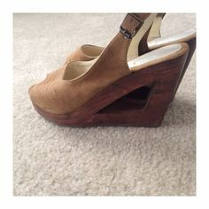 NWOT Kimchi Blue Wedges  NWOT// perfect for spring// price is negotiable Urban Outfitters Shoes