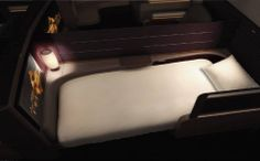 #The A380 first-class seat #Qatar Airways unveils new first-class cabin
