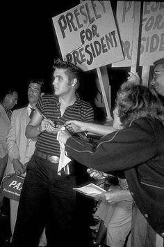 Elvis Presley and Politics - Neatorama