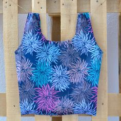 Eco shopping bag. $9.95, via Etsy.