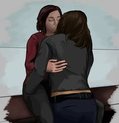 Sanvers make out - Maggie Sawyer - Alex Danvers - Supergirl - Season 2
