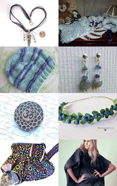 Hot Blues!!!~~~~~G*1 by D' LaGrace on Etsy--Pinned with TreasuryPin.com