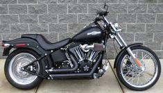 2008 Harley-Davidson® Softail FXSTB - Night Train™ Livermore Harley.