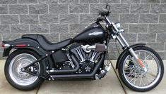 2008 Harley-Davidson® Softail FXSTB - Night Train™ Livermore Harley.