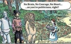 Our politicians summed up properly