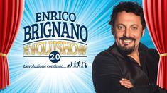 Enrico Brignano in EVOLUSHOW 2.0 - Spettacolo completo