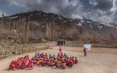 A School Photo by Syed Mehdi Bukhari -- National Geographic Your Shot