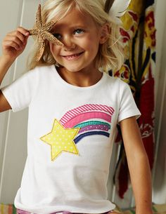 I've spotted this @BodenClothing Big Appliqué T-shirt