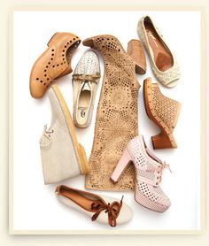 Footwear Plus: Calleen Cordero laceless oxford.