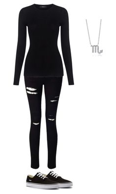 """""""Untitled #460"""" by themadhattersnightmare on Polyvore featuring Miss Selfridge, Theory, Vans and BERRICLE"""
