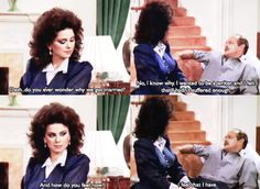 Designing Women! Marathon on tonight...I just may cancel a date & spend the night with Suzanne Sugarbaker instead