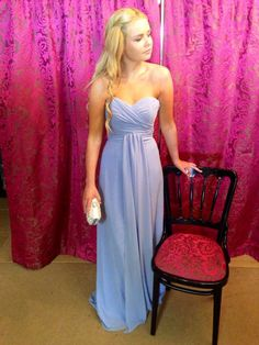 Copan Blue Sweetheart Neck Dress by Marian Gale Boutique Dublin Deb Dresses, Strapless Dress Formal, Formal Dresses, Dublin, Boutique, Blue, Fashion, Moda, Formal Gowns