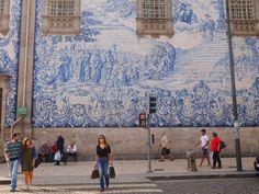 Porto, photo prise par Valérie Coutrot.