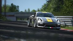 [OC] Porsche Cayman Clubsport taking on the Green Hell (Assetto Corsa) via Classy Bro Cayman Gt4, Iphone 6 S Plus, Super Car, Car Photography, Background S, Bro, Porsche, Classy, Posters