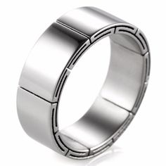 An astonishing beautifully designed titanium engagement or fashion men's ring. The designer managed to create the perfect blending between a classic and a futurist piece of jewelry. What is Titanium? Titanium is a natural element which has a si. Titanium Rings For Men, Titanium Jewelry, Engagement Jewelry, Wedding Engagement, Wedding Bands, Titanic, Lapis Lazuli, 30, Carving