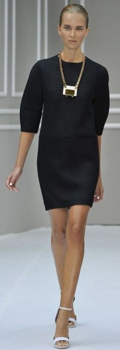 Fashion - Woman Rely on the Allure of the Little Black Dress for Almost Every Occasion. Sexy, Sophisticated and Edgy. Read More on  http://www.thequirkybits.com/.